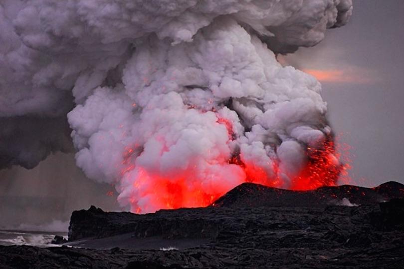 Kinh ngạc ngắm nhìn những ngọn núi lửa đẹp nhất hành tinh - 10