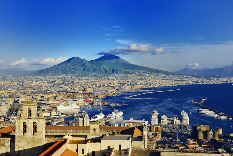 Kinh ngạc ngắm nhìn những ngọn núi lửa đẹp nhất hành tinh - 9