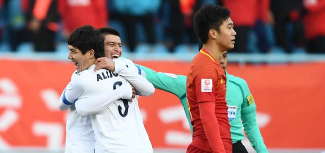 Tin nóng U23 châu Á 12/1: Chủ nhà Trung Quốc thất bại cay đắng - 2