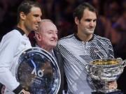 Lịch thi đấu tennis Australian Open 2018 - Đơn Nam