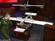"""Nga  """" choáng """"  với máy bay không người lái hiện đại của IS"""