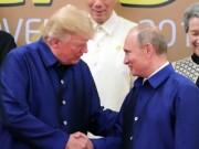 Tổng thống Nga lần đầu tiên  đánh bại  Tổng thống Mỹ