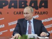 """Tổng thống Putin bất ngờ khen ông Kim Jong-un """"cao tay"""""""