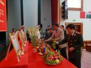 Trao bằng Tổ quốc ghi công cho 3 công an hy sinh trong vụ nổ ở Đắk Lắk