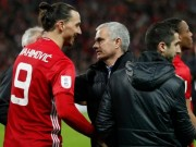 Họp báo MU - Stoke City: Mourinho bất ngờ khen Sanchez, vỗ về Ibra