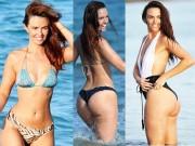 Bộ sưu tập bikini của người đẹp U40 hot nhất Anh quốc