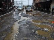 """Tin tức trong ngày - Những con đường """"đau khổ"""" ở Sa Pa mờ sương"""