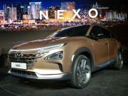 Hyundai Nexo: Crossover chạy điện tiên tiến