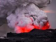 Kinh ngạc ngắm nhìn những ngọn núi lửa đẹp nhất hành tinh