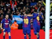 Chi tiết Barcelona - Celta Vigo: Rakitic tung đòn kết liễu (KT)