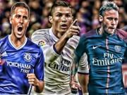 """Real nổ  """" bom tấn kép """"  Neymar - Hazard: Ronaldo sẽ là  """" vật tế thần """""""