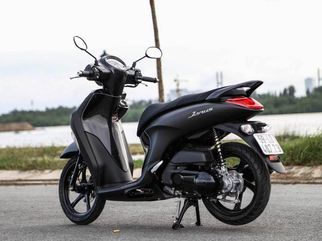 Xe tay ga Yamaha tăng trưởng 15% trong năm 2017 - 3