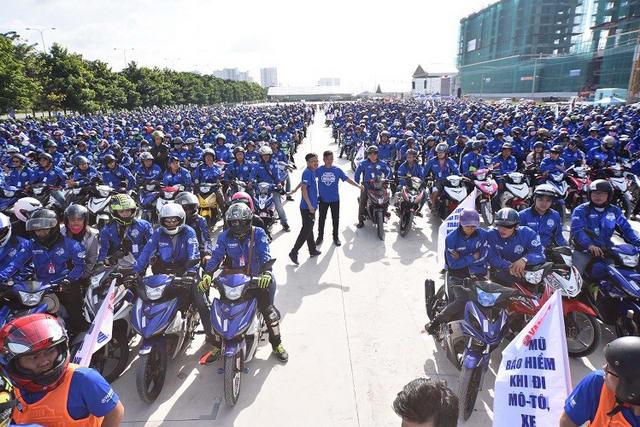 Xe tay ga Yamaha tăng trưởng 15% trong năm 2017 - 4