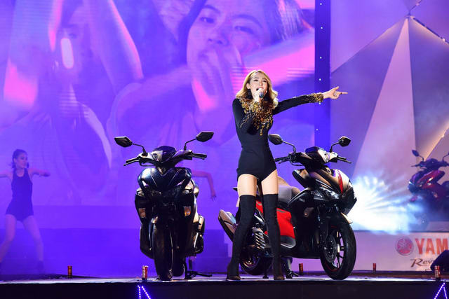 Xe tay ga Yamaha tăng trưởng 15% trong năm 2017 - 2