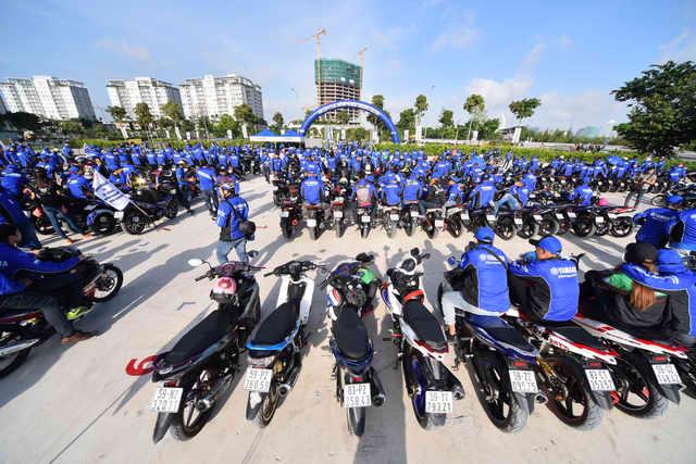 Xe tay ga Yamaha tăng trưởng 15% trong năm 2017 - 1