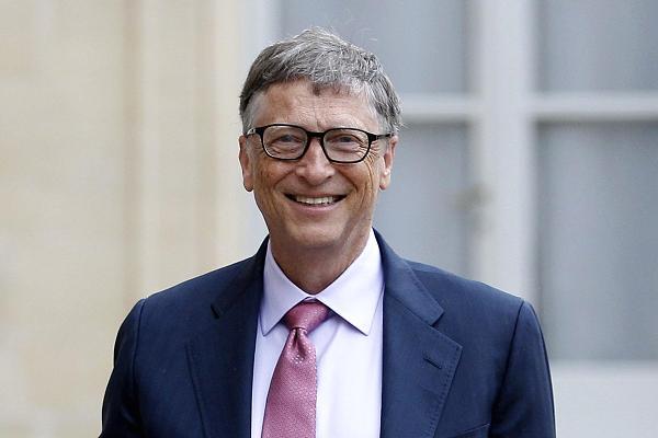 Lý do đơn giản khiến Bill Gates không còn là người giàu nhất thế giới - 1