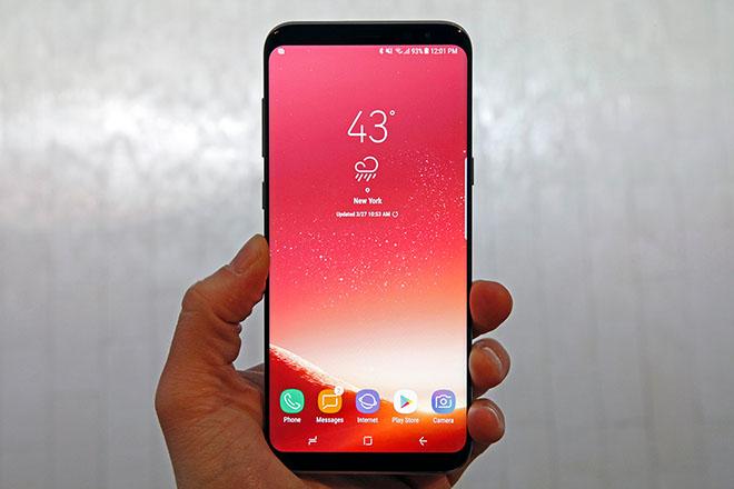 Hộp đựng Samsung Galaxy S9 bất ngờ lộ diện từ Việt Nam - 1