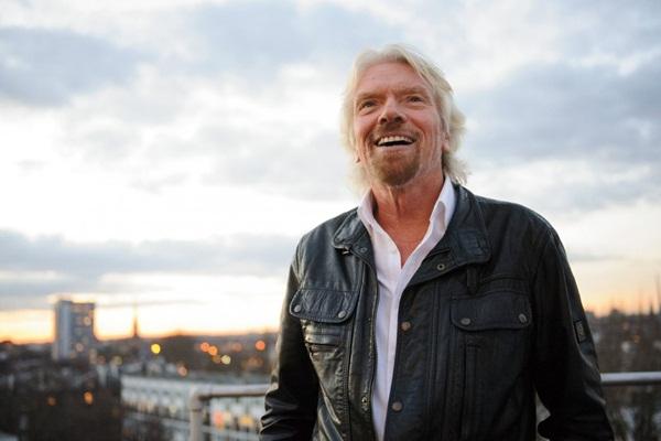 Tỷ phú chơi ngông Richard Branson: 'Đừng tốn thời gian hòa đồng với đám đông' - 1