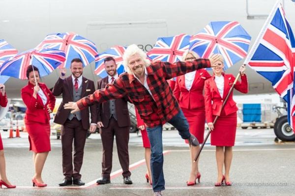Tỷ phú chơi ngông Richard Branson: 'Đừng tốn thời gian hòa đồng với đám đông' - 2