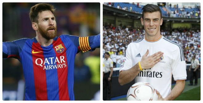 Choáng váng: Real từng mơ mua Messi giá 7000 tỷ đồng đá cặp Ronaldo - 1