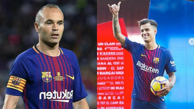 """Coutinho 160 triệu euro chưa đá, """"cụ già"""" Barca ra uy dằn mặt - 1"""