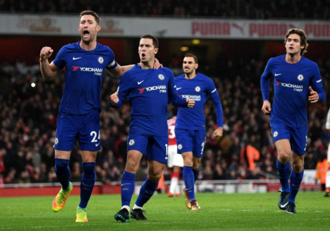 """Chelsea – Leicester: Nhà vua """"săn Cáo"""", quyết vượt MU - 1"""
