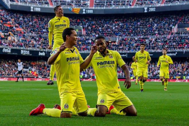 "Real Madrid - Villarreal: Song sát Bale-Ronaldo ""giải cứu"" Bernabeu - 2"