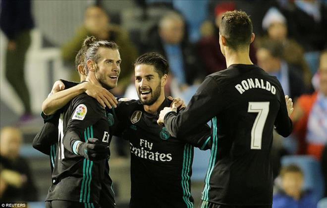 "Real Madrid - Villarreal: Song sát Bale-Ronaldo ""giải cứu"" Bernabeu - 1"