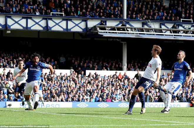Chi tiết Tottenham - Everton: Hạ màn nhờ tuyệt phẩm (KT) - 10
