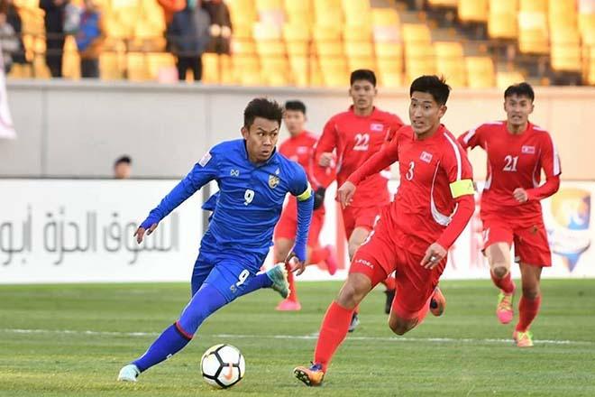 Tin nóng U23 châu Á 13/1: Thái Lan bị loại, Nhật Bản thắng phút 90 - 4