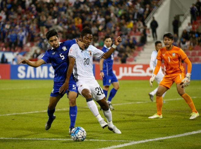 Tin nóng U23 châu Á 13/1: Thái Lan bị loại, Nhật Bản thắng phút 90 - 1