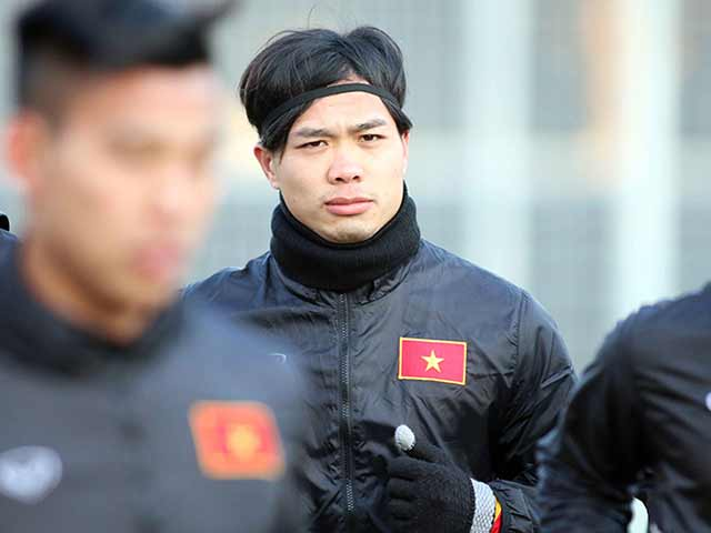 """""""Thần tài"""" U23 Việt Nam: Công Phượng sẽ tạo đột biến trước Úc"""
