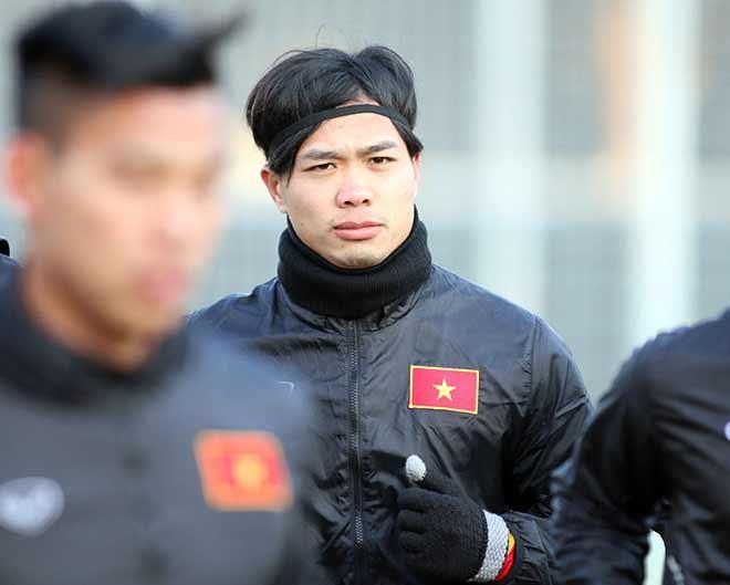 """""""Thần tài"""" U23 Việt Nam: Công Phượng sẽ tạo đột biến trước Úc - 2"""