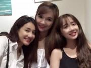 3 chị em Nhã Phương đã đẹp ngất ngây lại tài năng đầy mình