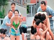 """Chân dung  """" ông trùm """"  làng giải trí Hong Kong đang vướng hàng loạt bê bối tình dục"""