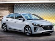 Hyundai Ioniq: Xe dịch vụ vận chuyển công nghệ cao