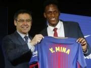 Barca: SAO 100 triệu euro đi chân đất ra mắt, nịnh Messi hết lời