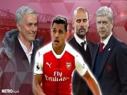 Alexis Sanchez: Bản hợp đồng thế kỷ Van Persie mới của Mourinho