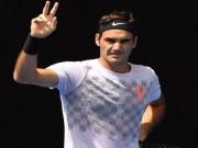 Federer thách thức thời gian: Sáng cửa vô địch nhất Australian Open