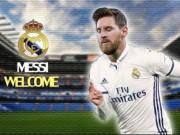 Choáng váng: Real từng mơ mua Messi giá 7000 tỷ đồng đá cặp Ronaldo