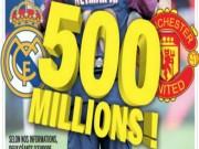 Rung chuyển  bom tấn : MU qua mặt Real, chi 500 triệu euro mua Neymar