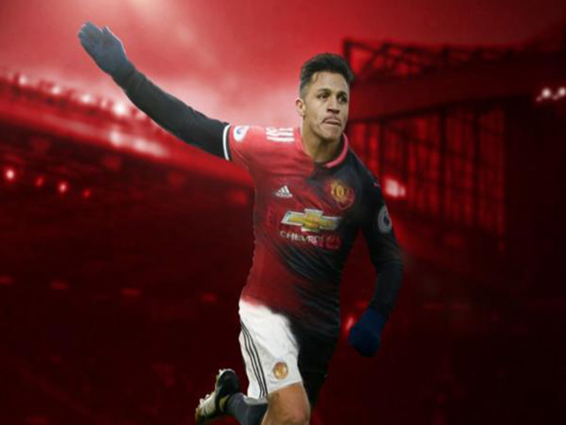 """""""Bom tấn"""" cực nóng: MU ở rất gần Sanchez 124 triệu bảng, Man City bỏ cuộc"""