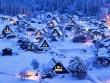 Shirakawa-go: Ngôi làng của những dòng sông trắng