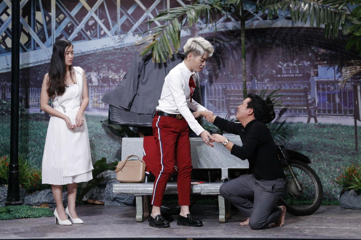 Hoài Linh thán phục, Trường Giang đổ mồ hôi vì chàng ca sĩ chưa từng diễn xuất - 4