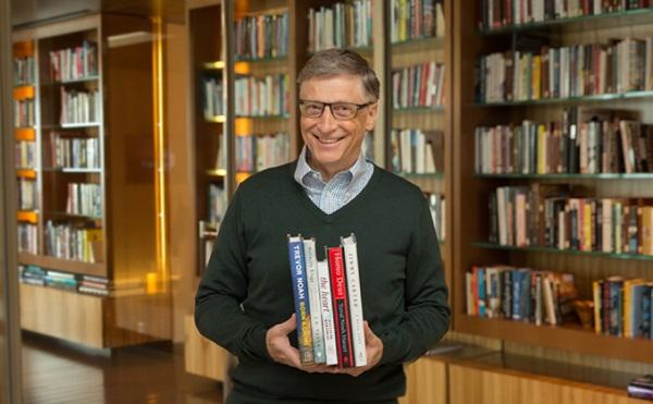 Chiến lược tận dụng thời gian rảnh đáng học hỏi của Bill Gates - 2