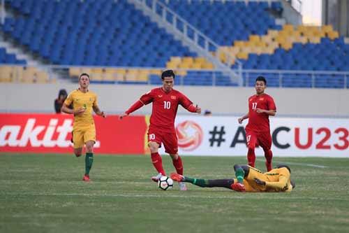 Chi tiết U23 Việt Nam - U23 Australia: Cảm tử bảo vệ chiến thắng (KT) - 5