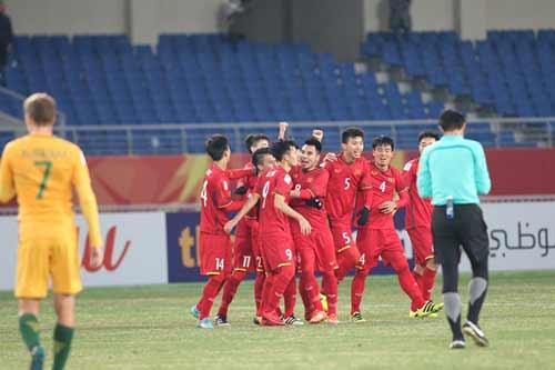 Chi tiết U23 Việt Nam - U23 Australia: Cảm tử bảo vệ chiến thắng (KT) - 7