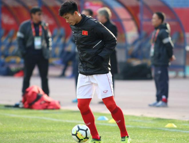 Chi tiết U23 Việt Nam - U23 Australia: Cảm tử bảo vệ chiến thắng (KT) - 11