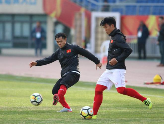 Chi tiết U23 Việt Nam - U23 Australia: Cảm tử bảo vệ chiến thắng (KT) - 8