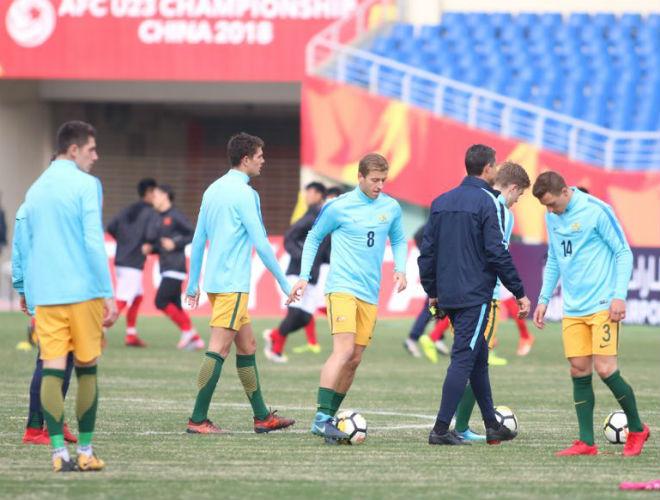 Chi tiết U23 Việt Nam - U23 Australia: Cảm tử bảo vệ chiến thắng (KT) - 14
